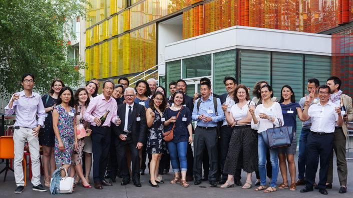 C100 - Une passerelle vers l'ASEAN