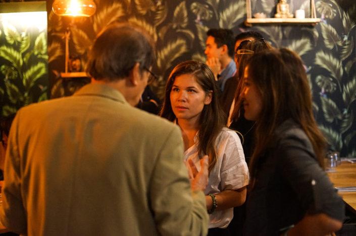 Julie Hamaide - Membre fondateur C100 - ASEAN