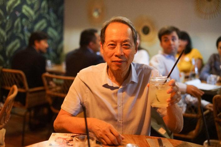 Son Phan - Membre fondateur C100 - ASEAN